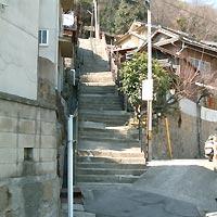 尾道の階段