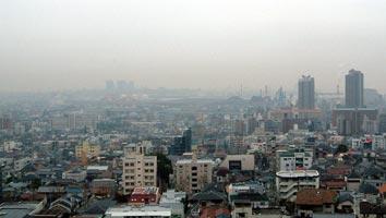 神戸大からの景色
